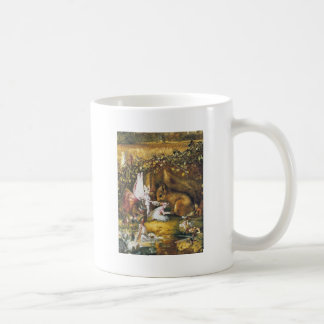The Wounded Squirrel Coffee Mug
