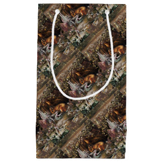 The Wounded Squirrel Small Gift Bag