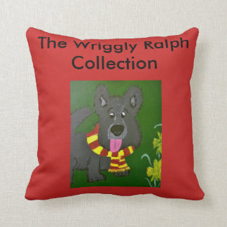 The Wriggly Ralph Collection - Cushion