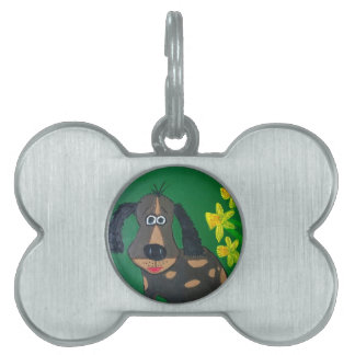 The Wriggly Ralph Collection - Dog Tag