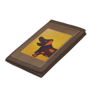 The Wriggly Ralph Collection - Tri-fold Wallet