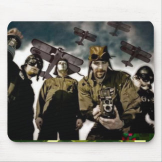 the wRIGHT BROTHERS mouse pad