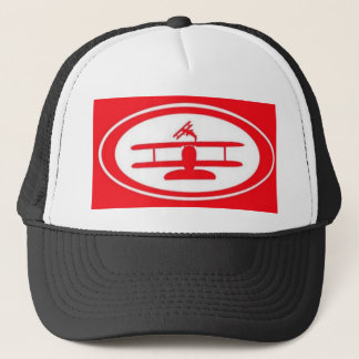 the wRIGHT BROTHERS trucker hat