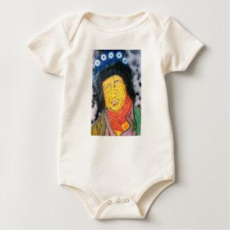 The Wrinkly Rocker Baby Bodysuit