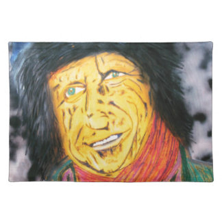 The Wrinkly Rocker Placemat