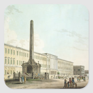 The Writers' Buildings, Calcutta, plate 30 from 'O Sticker