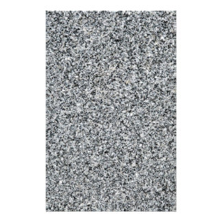 THE WRITING ON THE WALL: GRANITE - (fine grain) ~~ Stationery Paper