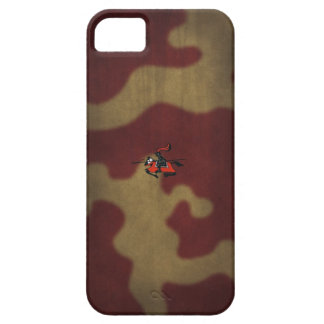 The WW2 German troop 505th battlewagon battalion ( Barely There iPhone 5 Case