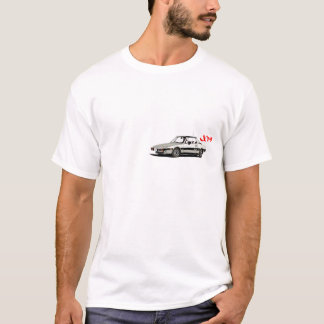 The X1/9 Sports Car T-Shirt