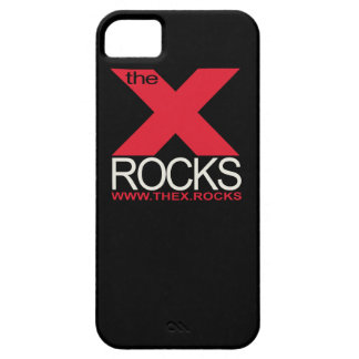 The X iPhone 5 Black Case