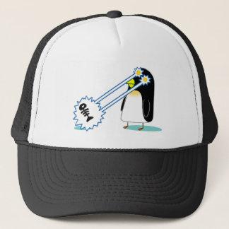 The X Penguin Trucker Hat
