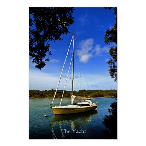The Yacht Posters