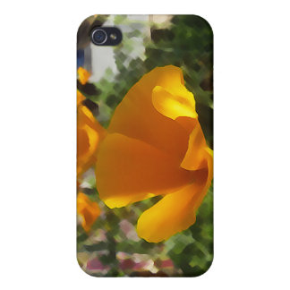The Yellow Beauty (It Was All A Dream) iPhone 4/4S Case