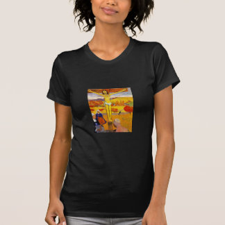 The Yellow Christ by Paul Gauguin T-Shirt