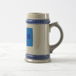 The Yellow Circle Beer Stein