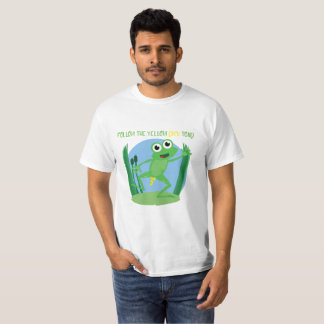 The Yellow D*** Toad T-Shirt