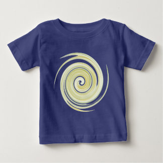 The Yellow Flush: Ode to The Porcelain Throne Baby T-Shirt