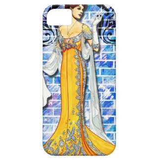 THE YELLOW GOWN CASE FOR THE iPhone 5