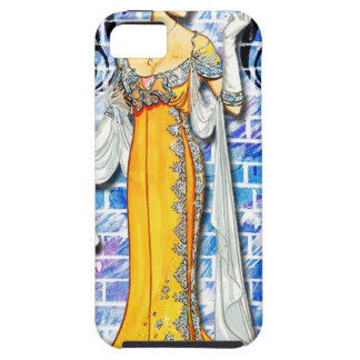 THE YELLOW GOWN iPhone 5 CASE