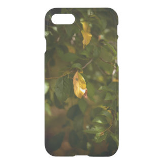 The yellow leaf iPhone 8/7 case