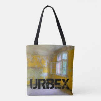 The yellow room, lost Places, URBEX Tote Bag
