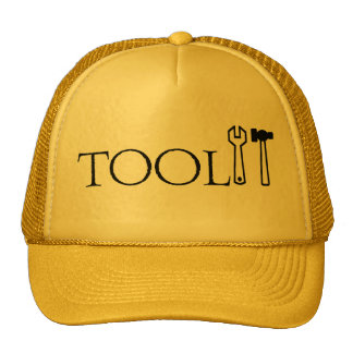 The Yellow TOOL Hat