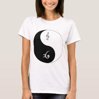 The Yin-Yang Clefs T-Shirt