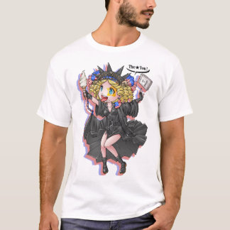 The★You riba child English story the United States T-Shirt