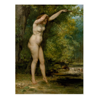 The Young Bather Postcard