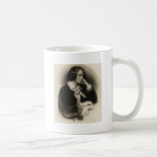 the young Franz Liszt -portrait Coffee Mug