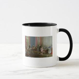 The Young Mozart at the clavichord Mug