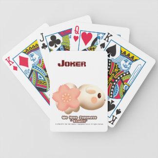 The your Sakura 2 u Poker Deck