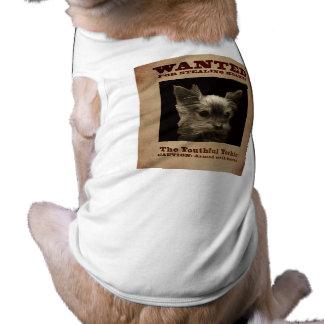 The Youthful Yorkie Shirt