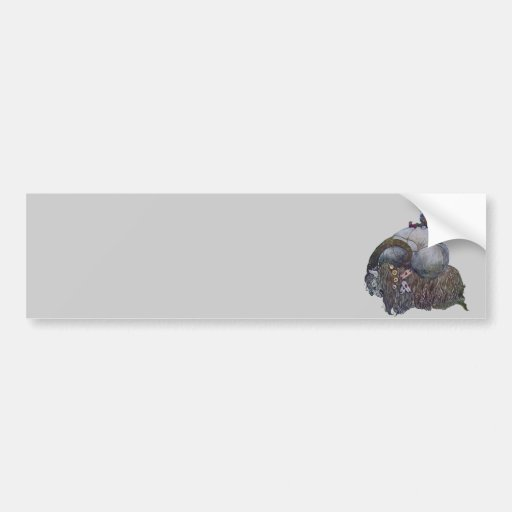 The Yule Goat Bumper Stickers