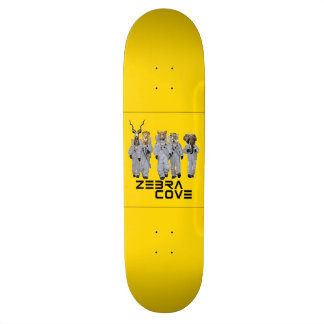 THE ZEBRA COVE DECK Skateboard