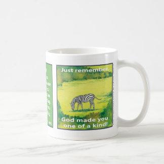 The Zebra Mug