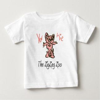 The ZigZag Zoo Friend - YorKie T Shirt