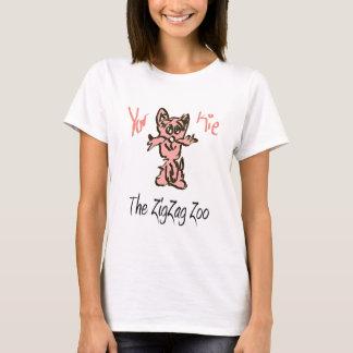 The ZigZag Zoo Friend - YorKie T-Shirt
