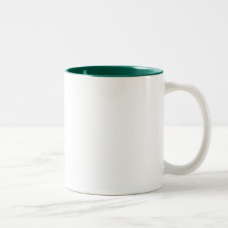 The Zinnia leftie mug