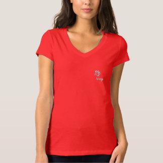 The zodiac sign Virgo T-Shirt