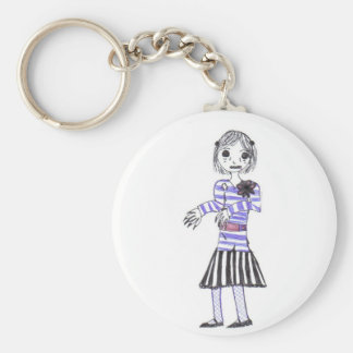 The zombie 2 key chains