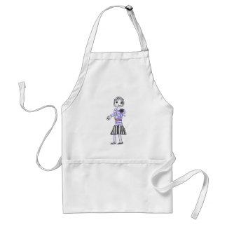 The zombie 2 standard apron
