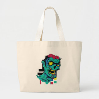 The Zombie Canvas Bags