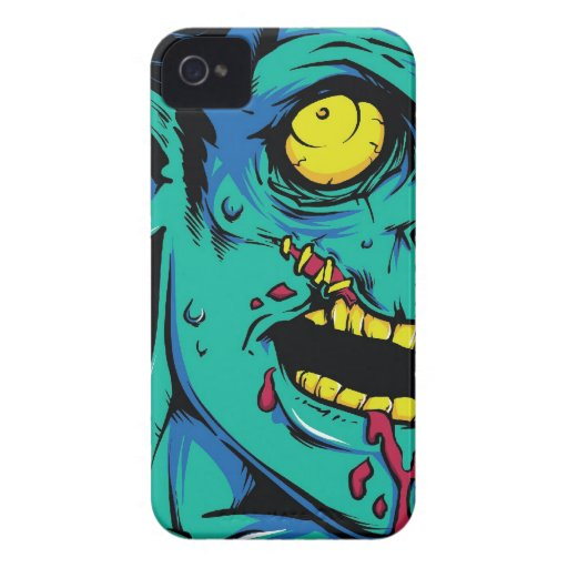 The Zombie iPhone 4 Case
