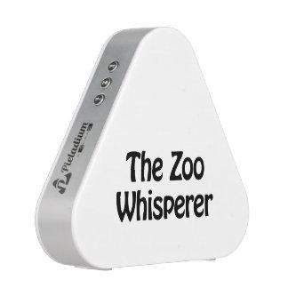 the zoo whisperer speaker