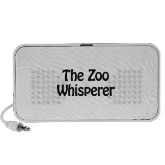 the zoo whisperer portable speakers