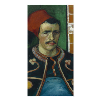 The Zouave by Vincent Van Gogh Photo Cards
