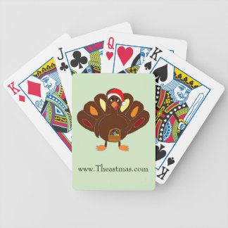 Theastmas Playing Cards