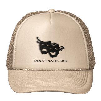 Theater Masks Personal Baseball Cap