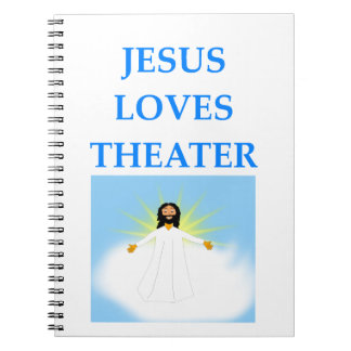 THEATER NOTEBOOKS